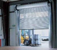 High performance industrial door